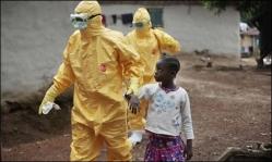 Ebola - dramat dzieci