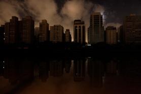 Zaciemnienie w Sao Paulo