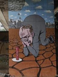 Graffiti w São Paulo (autor: Paulo Ito).