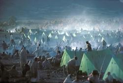Obóz Korem, Etiopia, listopad 1984