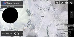 Morze Barentsa 19.03.2013