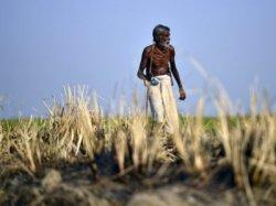Susze i upały w Indiach.