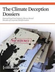 Dossier klimatycznego oszustwa